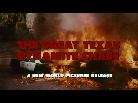 THE GREAT TEXAS DYNAMITE CHASE - (1976) Trailer