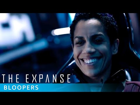 The Expanse Season 4 | Bloopers and Outtakes | Prime Video