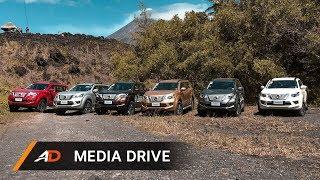 Nissan Terra - Media Drive