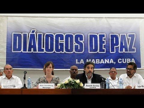 Κολομβία: Συμφωνία κυβέρνησης – ανταρτών Φαρκ για τους ανήλικους στρατιώτες