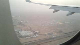 Riyadh Saudi Arabia  City new picture : Landing at Riyadh Saudi Arabia