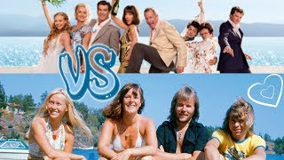 Mamma Mia! vs. ABBA