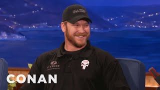 """American Sniper"" Chris Kyle Interview"
