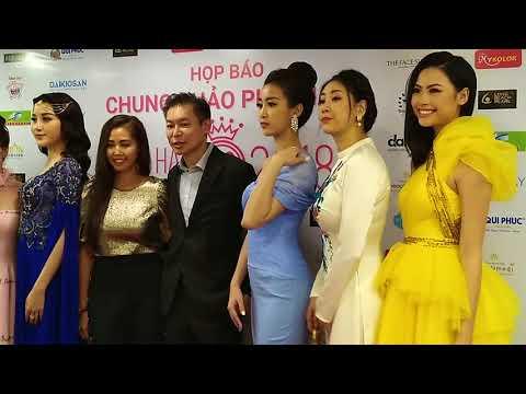 0 Hà Kiều Anh nền nã hội ngộ Đỗ Mỹ Linh cùng các người đẹp Hoa hậu Việt Nam