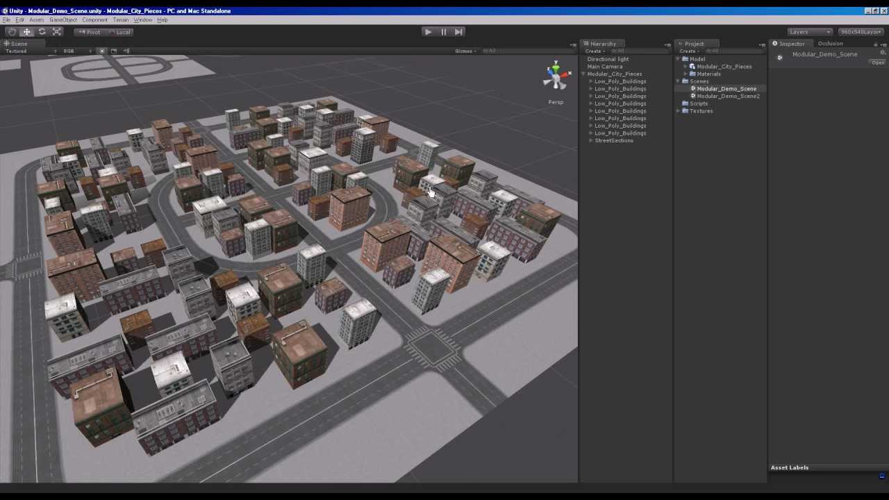 25 best free 3d city models rockthe3d for Build house online 3d free