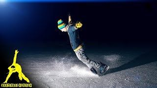 Ice Skating: Freestyle Stops Tutorial
