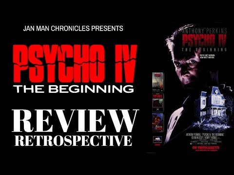 Psycho 4: The Beginning (1990) Review Retrospective