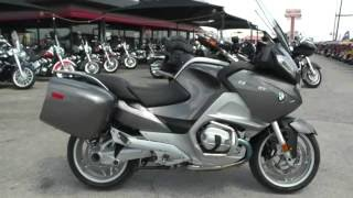 4. W21275 - 2012 BMW R1200RT ABS - Used motorcycles for sale