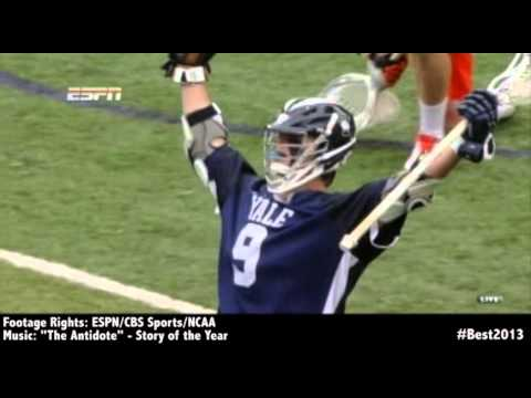 Lacrosse - Footage is property of ESPN, CBS Sports, and NCAA, and being re-transmitted for the enjoyment of the sport and to spread lacrosse worldwide. Enjoy the best h...