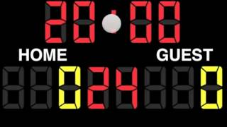 Basketball Scoreboard Free YouTube video
