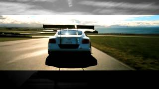 Bentley Continental GT3 Concept Launch Film
