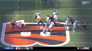 Lamar Jackson Ridiculous 47 Yard Touchdown Run | Ravens vs. Bengals | NFL