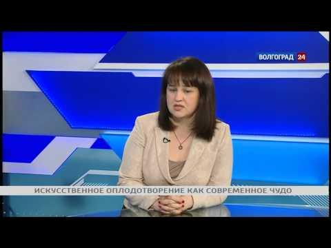 Анна Мухина, заведующая гинекологическим отделением №2 Клиники №1 ВолгГМУ
