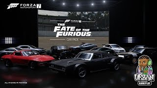 Nonton Forza Motorsport 7 Fate of the Furious Car Pack DLC Review Film Subtitle Indonesia Streaming Movie Download