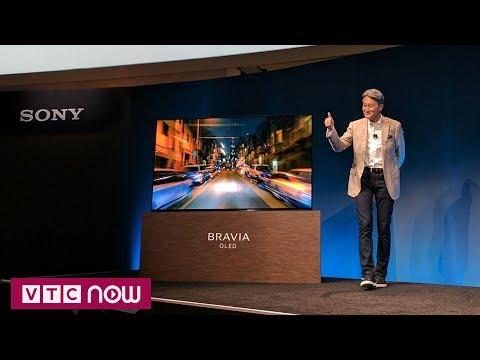 Sự khác biệt của công nghệ Oled trên TV Sony | VTC1 - Thời lượng: 3 phút, 7 giây.
