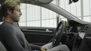 2017 VW Golf İç Mekan Videosu