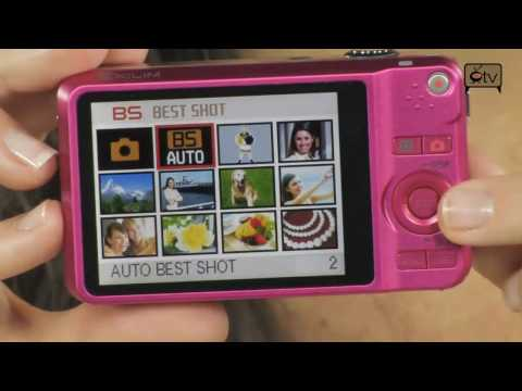 Casio EXZ 90 Pink Digital Camera Kit