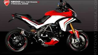 10. ducati multistrada 1200 2014