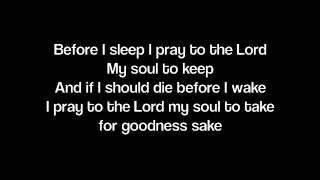 Lil Wayne - Pray To The Lord (Lyrics)