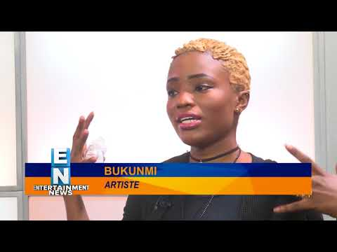 Spotlight On Emerging Artiste/Actress, Bukunmi | EN