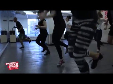 CLASS FOOTAGE | 'Use Me' - Bill Withers | Choreo by Aaron Tolson | #bdcnyc