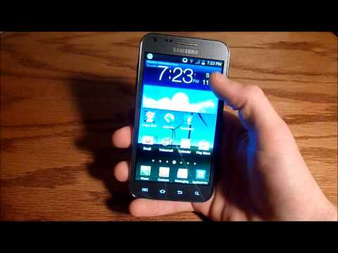 samsung galaxy s ii review - This is part one of a two part review of the Samsung Galaxy SII from Virgin Mobile USA.