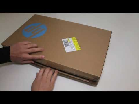 HP Pavilion TouchSmart 15-n013dx TouchScreen Laptop Unboxing