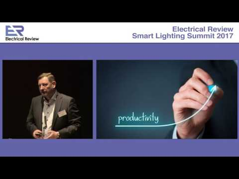 Smart Lighting Summit 2017: Stewart Langdown, Mackwell