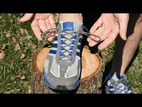 "A Tip from Illumiseen: How to Prevent Running Shoe Blisters With a ""Heel Lock"" or ""Lace Lock"""