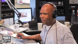 ScHoolboy Q Tells Big Boy What's Wrong With Kendrick Lamar