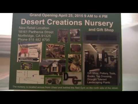 Desert Creations Nursery Promo 032215
