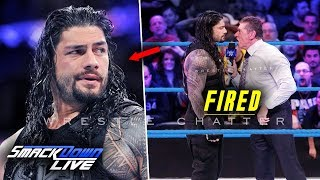 Nonton OMG : Roman Reigns SUSPEND/FIRED From Smackdown Live - Mr. McMahon WWE Smackdown 23 April 2019 Film Subtitle Indonesia Streaming Movie Download