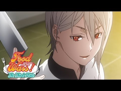 Grilled Tokishirazu Salmon | Food Wars! The Third Plate