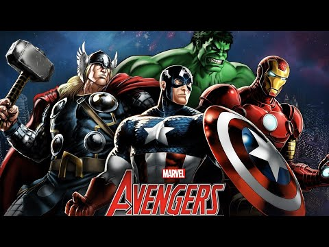 Avengers  MARVEL animated movie MCU 2018 HD cutscenes