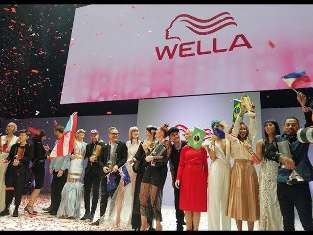 ITVA 2017: International Trendvision Awards de Wella Professionals