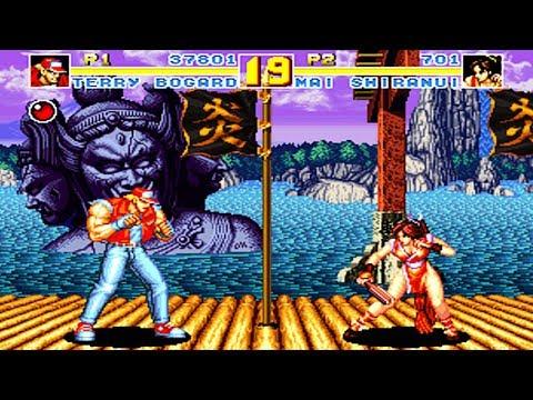 Top 10 Neo Geo Games