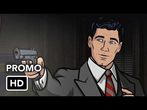 Archer Season 8 Teaser 'Just Say Noir'