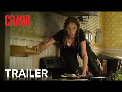 CRAWL | Official Trailer | Paramount Movies