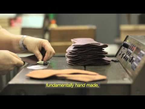 Video: Pointer Footwear Production