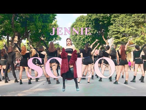 [KPOP IN PUBLIC CHALLENGE] JENNIE - 'SOLO' Dance Cover By S.A.P From Vietnam - Thời lượng: 3:07.