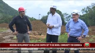 National Focus for Friday July 7, 2017 with Kerdisha St. Louis and Creole Highlights with Shaakira Pierre. In the headlines....infrastructural developments for the ...