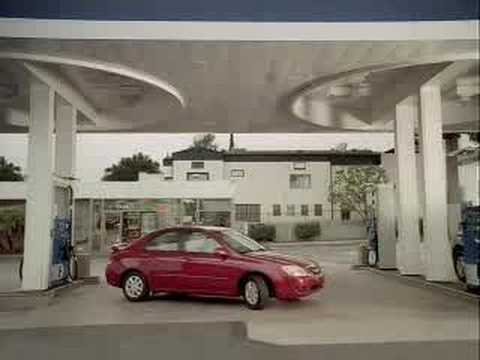 Kia Commercial for Kia Spectra (2008) (Television Commercial)