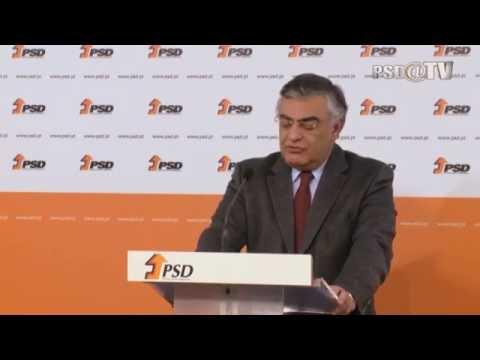 Reação do PSD à Mensagem de Ano Novo do Sr. Presidente da República