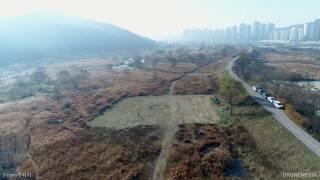 팬텀 PHANTOM 4 PRO 4K 60P 테스트 비행 영상