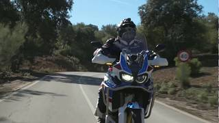 8. New Honda CRF1000L Africa Twin Adventure Sports DCT