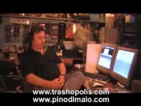 Incontro con Pino Di Maio – Parte 1 – Da cantante a filmaker