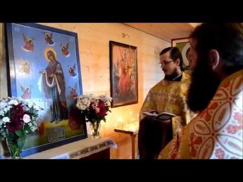 Poświęcenie Zaleszańskiej Ikony Matki Bożej (2014 r.)
