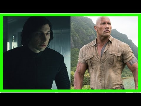 [Breaking News]The Jedi eventually crossed the mark of $1B, Jumanji in a close second