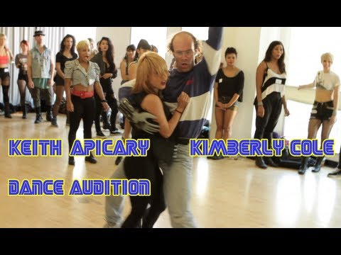 Keith Apicary - Kimberly Cole Music Video Audition