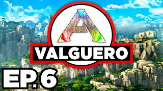 ARK: Valguero Ep.6 - PTERANODON DINOSAURS TAME ATTEMPT, BUILDING BACK UP (Modded Gameplay Lets Play)